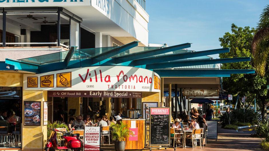 Cairns Sehenswürdigkeiten Esplanade