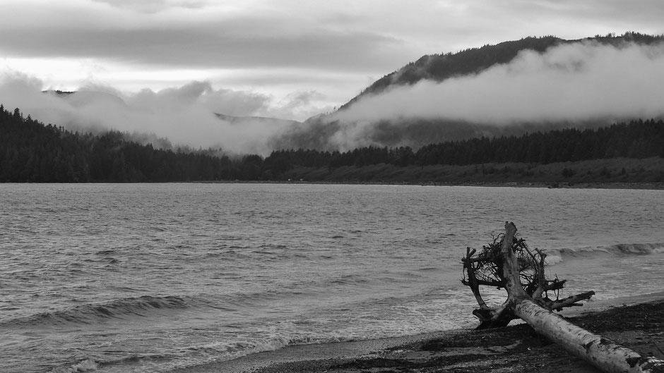 Vancouver Island Reisezeit - Guter Monat für Wanderungen