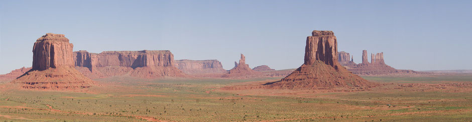 Monument Valley Tipps Anreise Lage Route