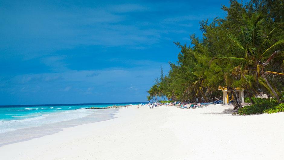 Reiseziele Januar Karibik - Barbados