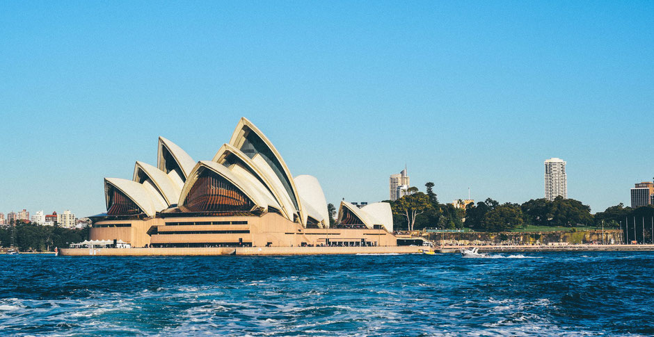 Reiseziele Australien: Sydney