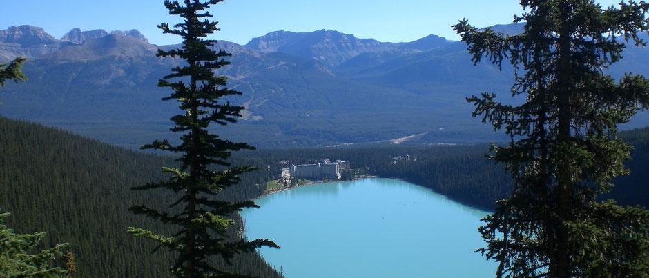 Tipps Banff National Park Reisezeit Lake Agnes Trail