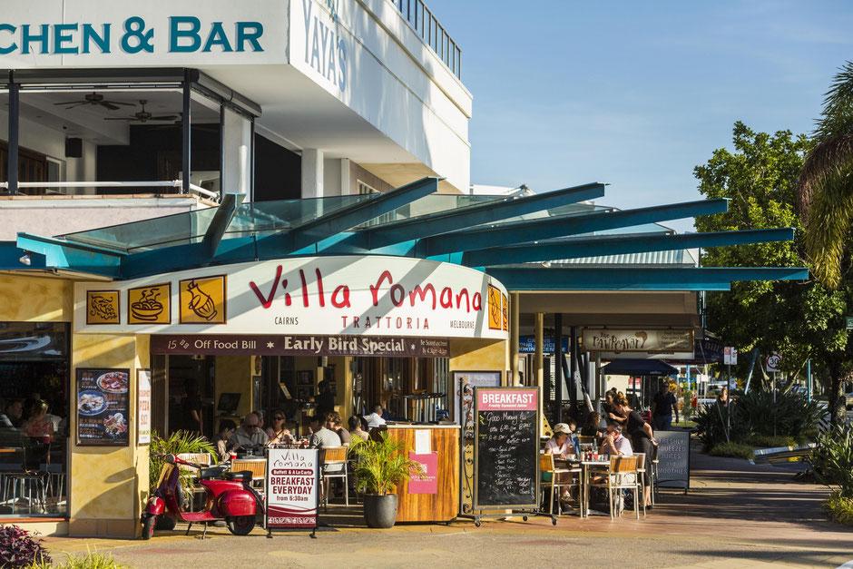 Top Australien Städte : Cairns