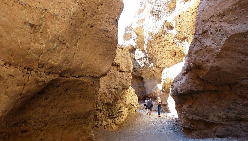 Namibia Sossusvlei Erfahrungen Sesriem Canyon