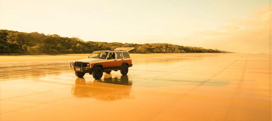 Beste Australische Nationalparks: Great Sandy