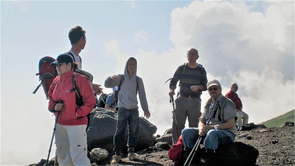 Mount Fuji besteigen Blog