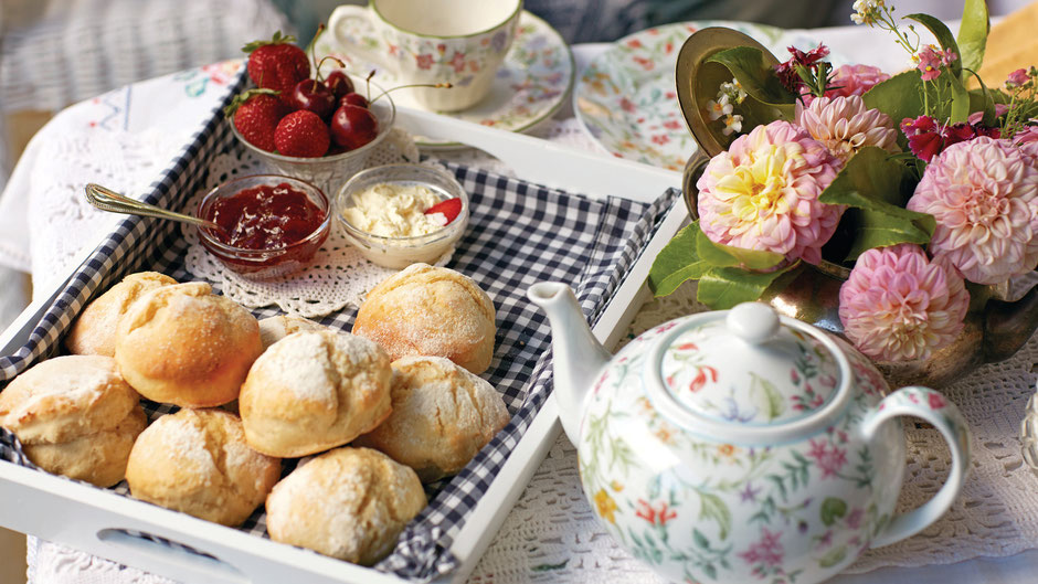 Reiseführer Brisbane High Tea