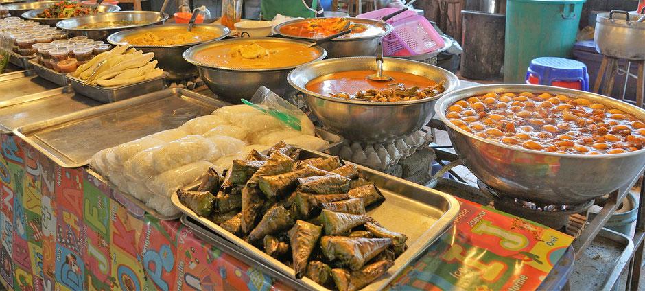 Thailand Ayutthaya Tipps -  Nachtmarkt
