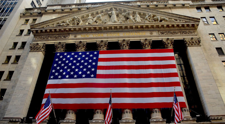 New York Reisebericht Stock Exchange in der Wall Street