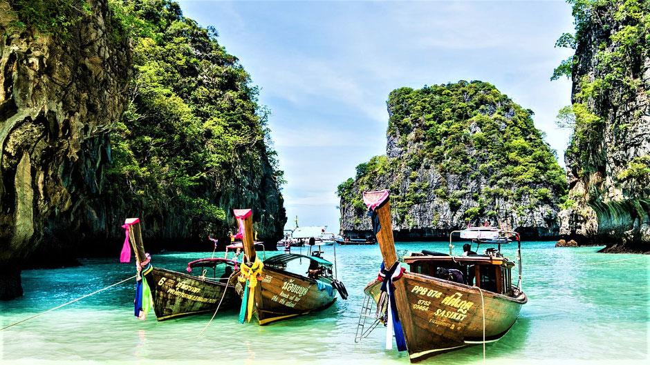 Beste Reiseziele Januar Asien - Phuket, Thailand