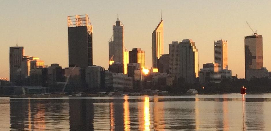 Top Australien Reiseziele : Perth