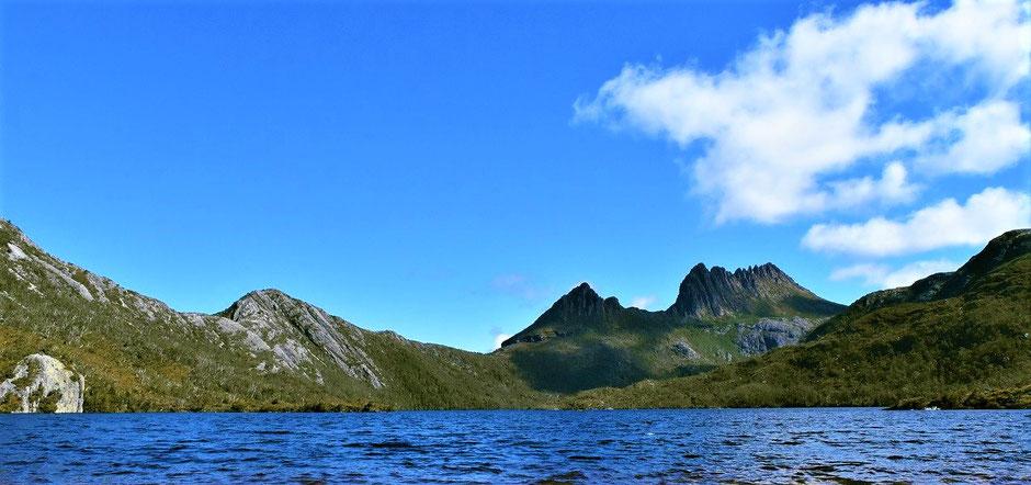 Beste Australische Nationalparks : Cradle Mountain - Lake St. Clair