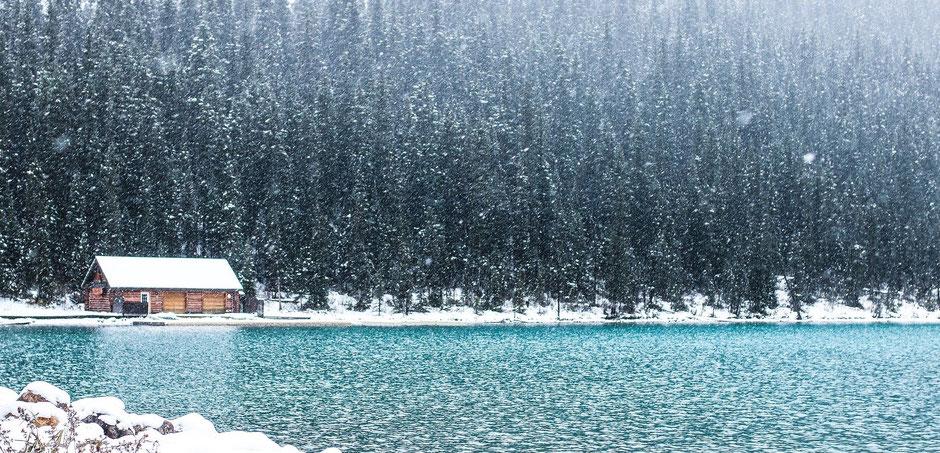 Banff National Park Kanada Reisezeit