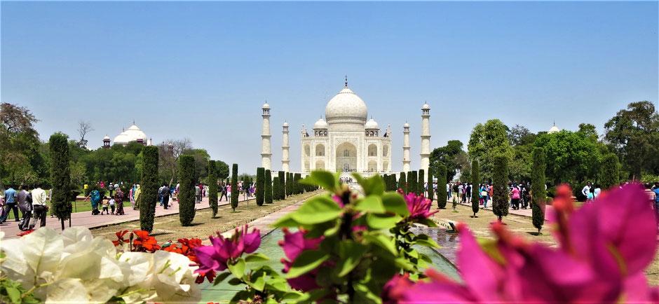 Taj Mahal Reise und Hotels Tipps