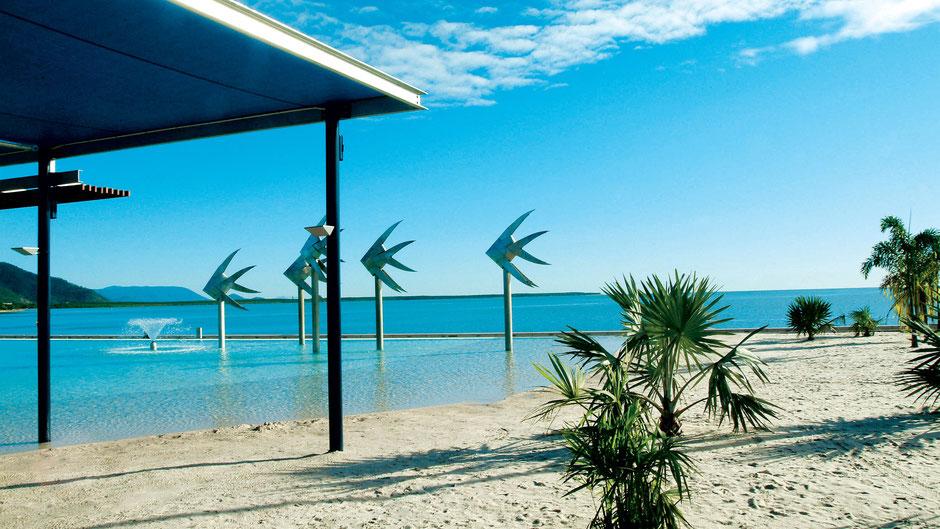 Cairns Sehenswürdigkeiten The Lagoon