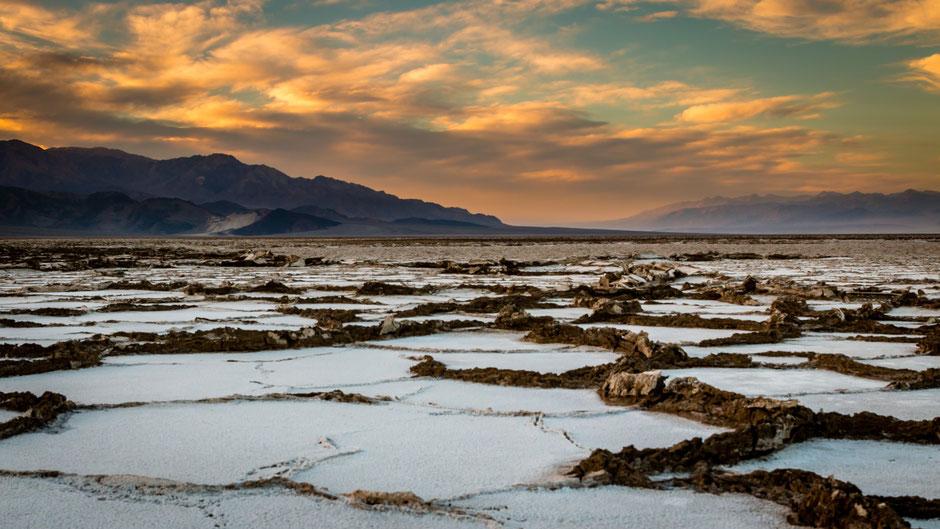 Death Valley Sehenswürdigkeiten und Ausflüge