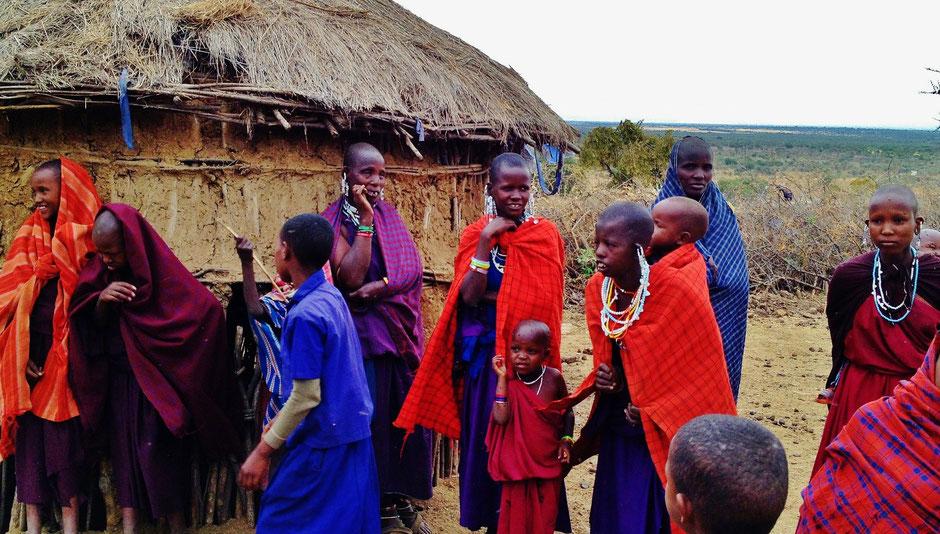Kenia masai mara safari erfahrungen Die Kultur der Massai