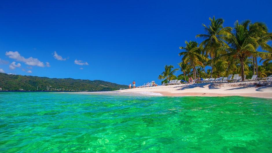 Reiseziele Januar Karibik- Dominikanische Republik, Strand