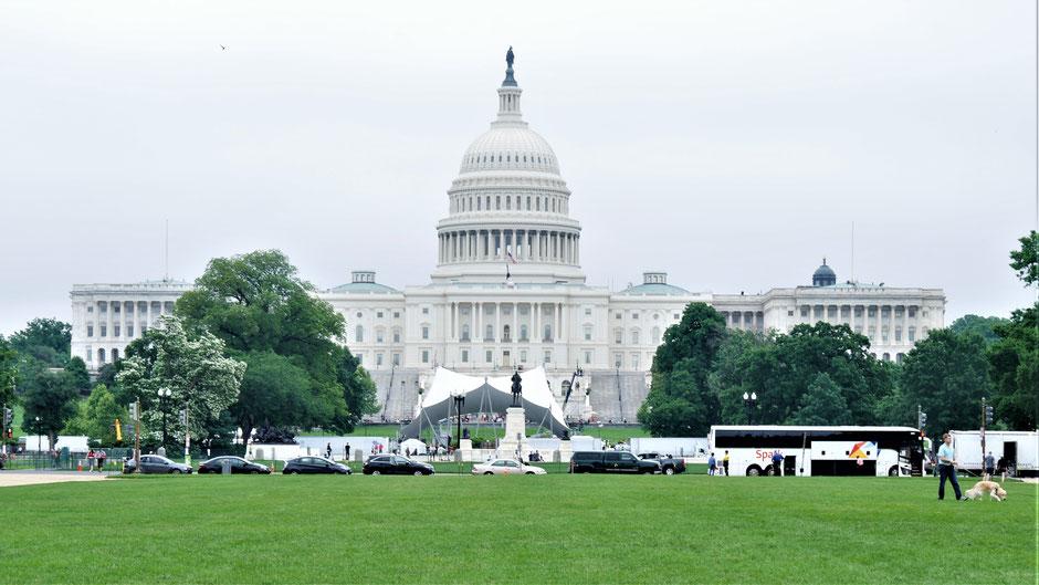 Washington Sehenswürdigkeiten: Das Capitol