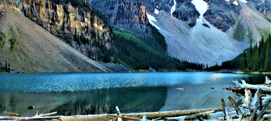 Reise Banff National Park Moraine Lake