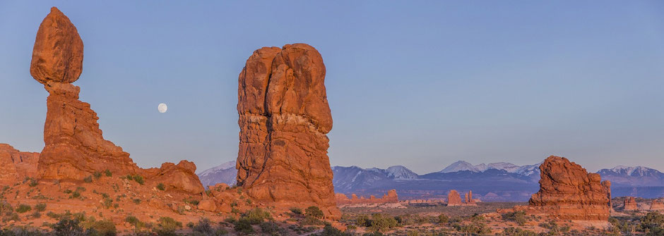Arches National Park Hotels: Balanced Rock