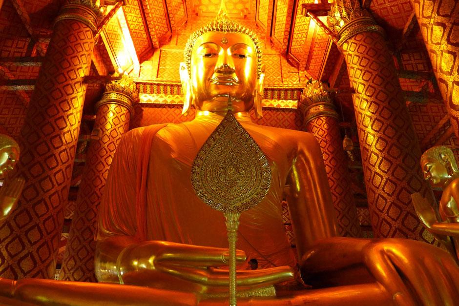 Thailand Ayutthaya Tipps -  Wat Panan Choeng