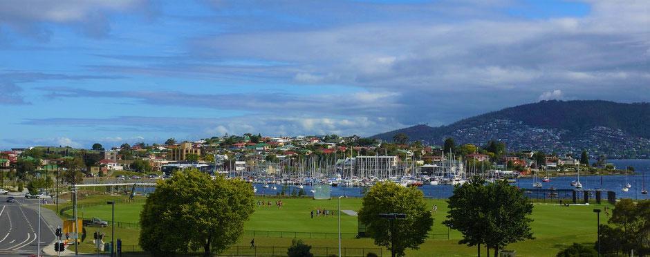 Australien Städte : Hobart