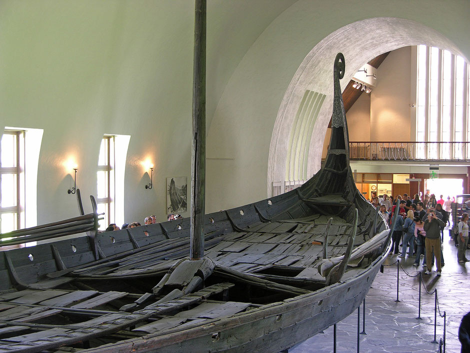 Oslo Reisebericht Wikingerschiff Museum