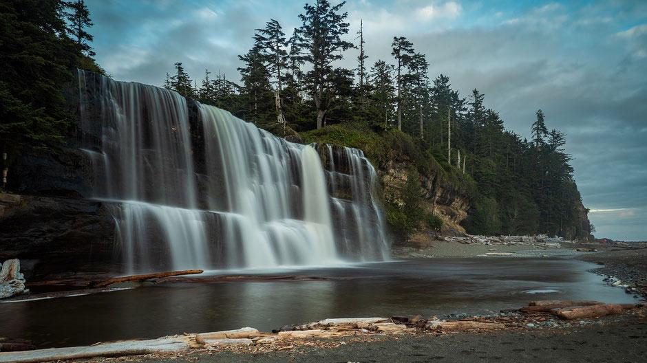 Vancouver Island Reisezeit Beste für Wanderungen