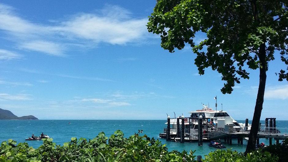 Cairns Sehenswürdigkeiten Green Island