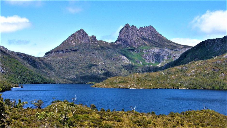 Reiseziele Februar Australien- Cradle Mountain Nationalpark auf Tasmanien