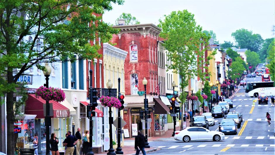 Washington Sehenswürdigkeiten: Georgetown