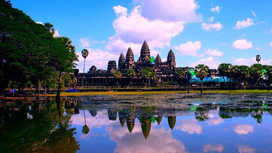 Reiseziele Januar Asien - Ankor Wat, Kambodscha