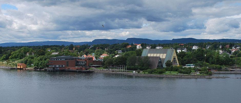 Oslo Reiseblog über das Fram Museum