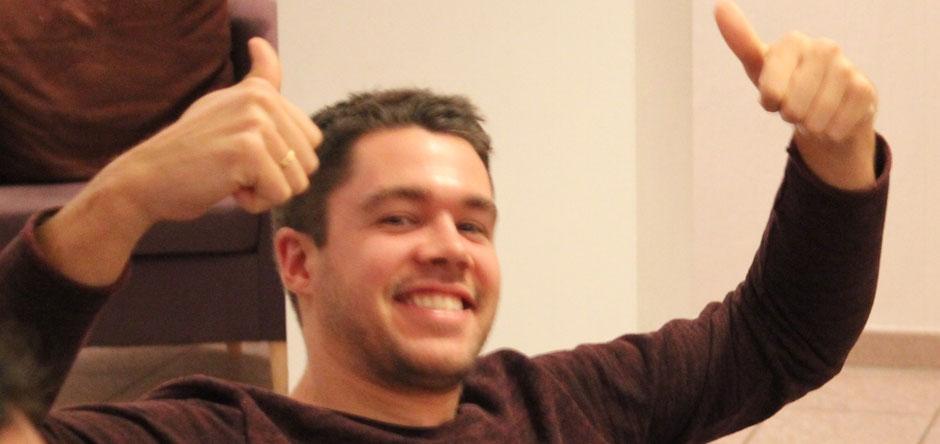 Paul Lederer, Mitglied Kolumbien direkt e.V.