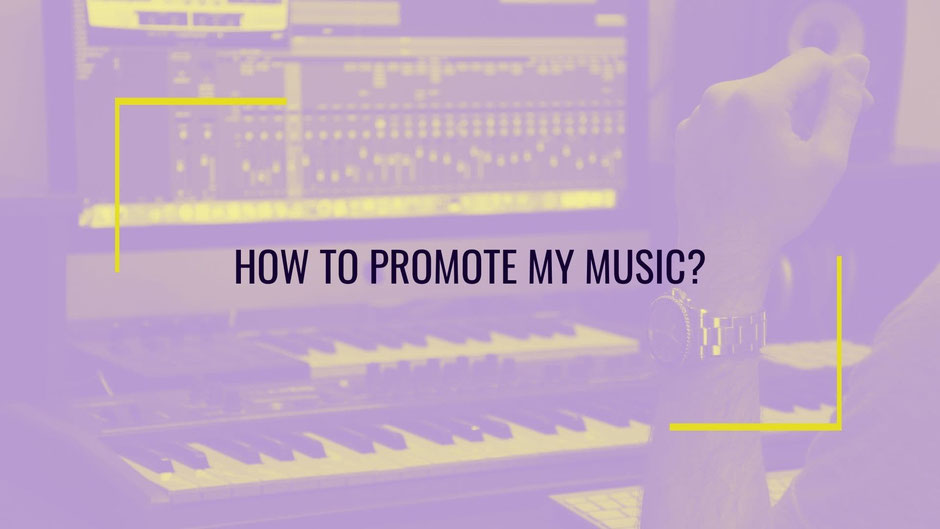 How to promote my Music independently