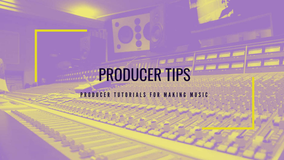 music production how to