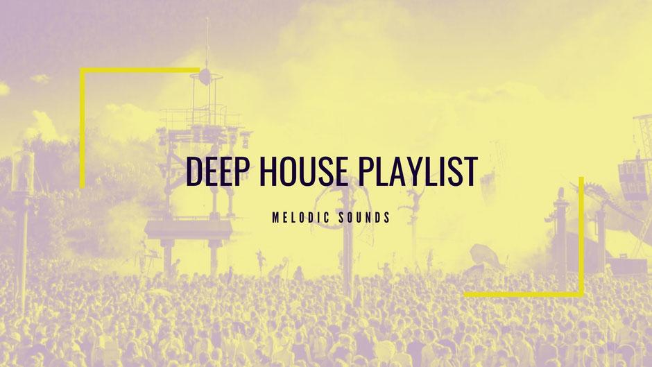 Electronic Dance Music Producer: Spotify Playlist.