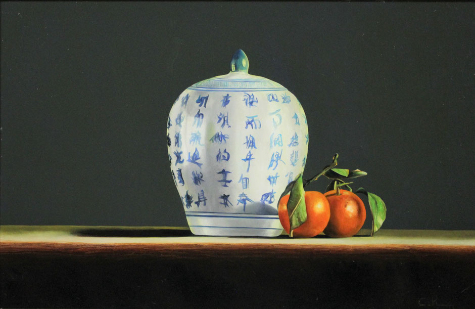 te_koop_aangeboden_een_stilleven_schilderij_van_de_nederlandse_fijnschilder_cornelis_de_koning_1957