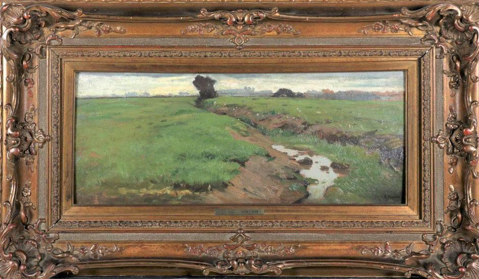 te_koop_aangeboden_een_landschaps_schilderij_van_de_haagse_school_kunstschilder_anton_mauve_1838-1888