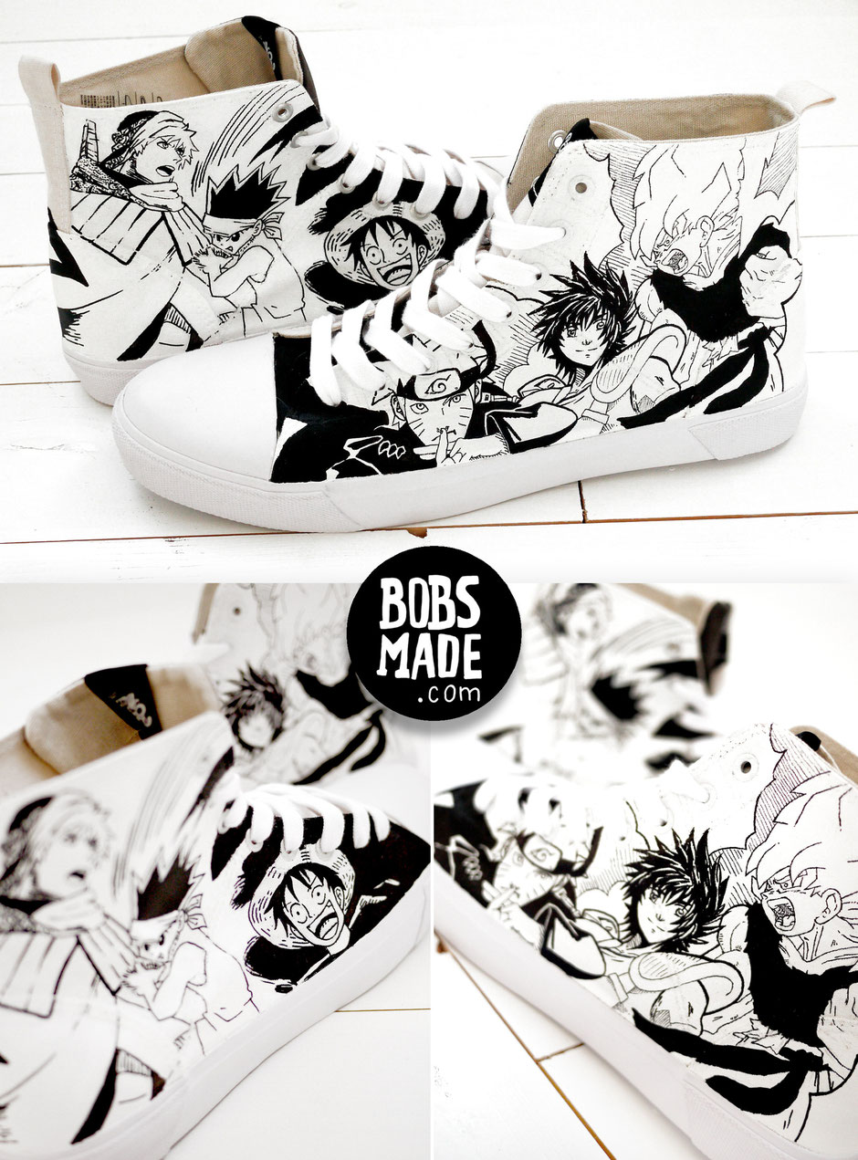 manga shoes