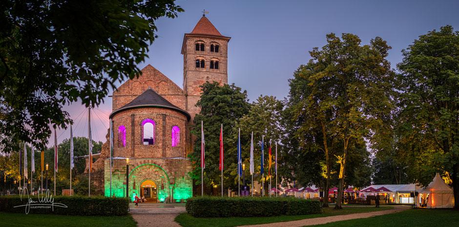 Stiftsruine und Festspiele Bad Hersfeld