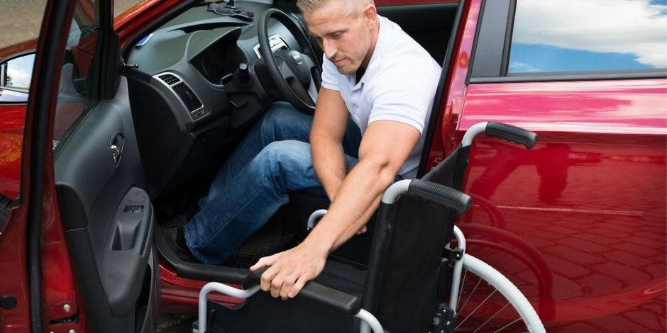 aménagement voiture handicapé