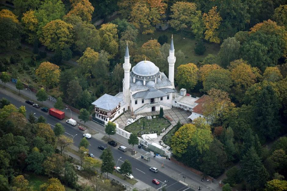 Berlin Sehitlik Moschee Cilingir