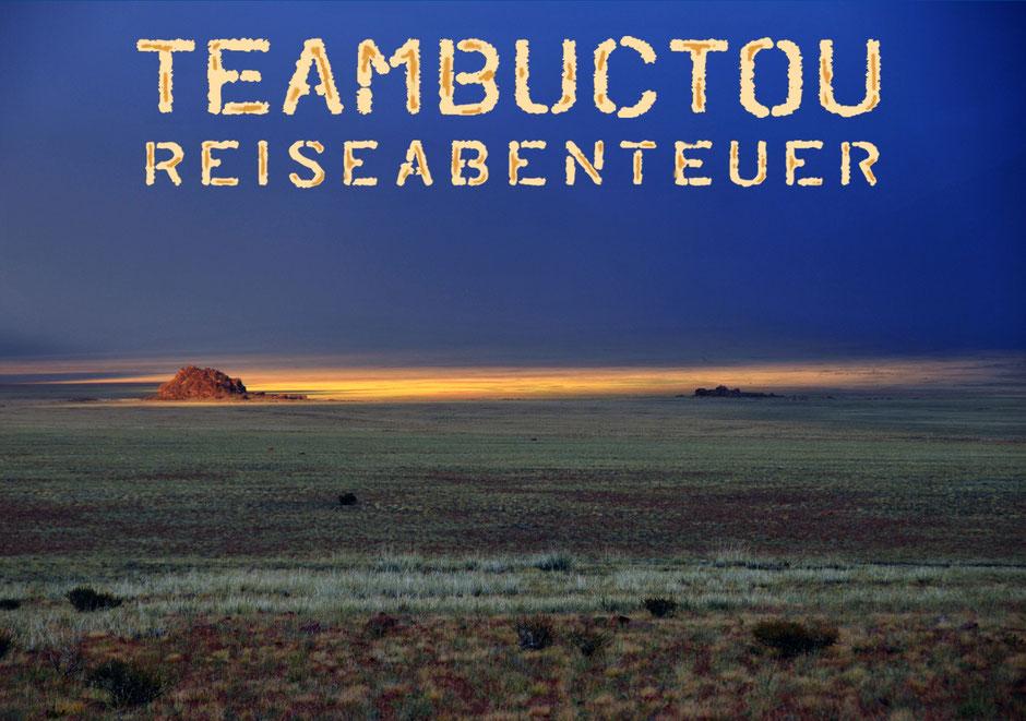 Teambuctou Reise zu den schönsten Plätzen der Mongolei