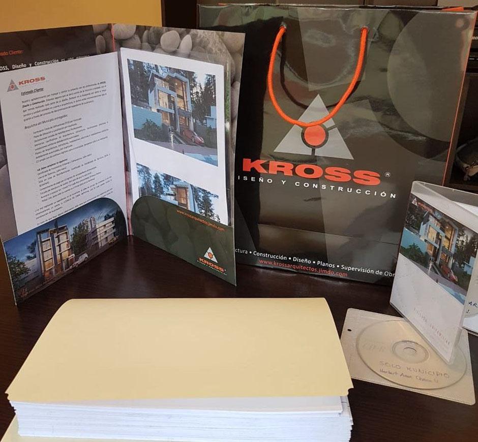 Entrega Proyecto Kross Arquitectura