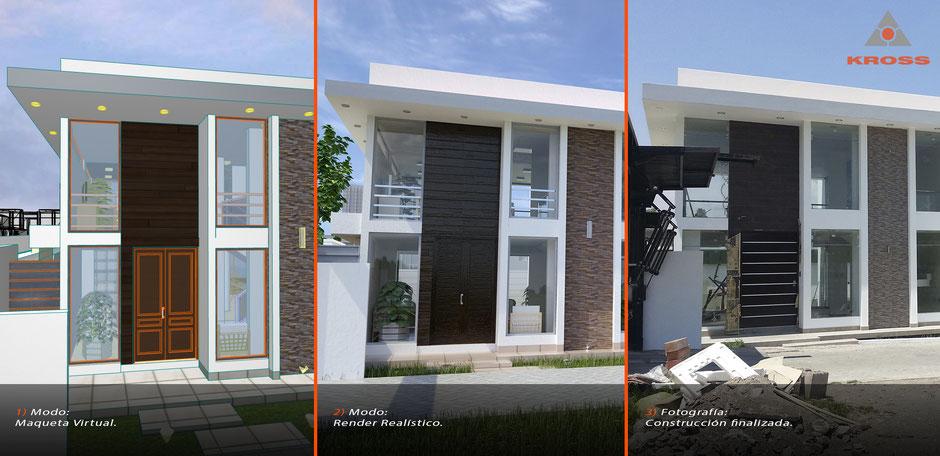 Proceso diseño arquitectura