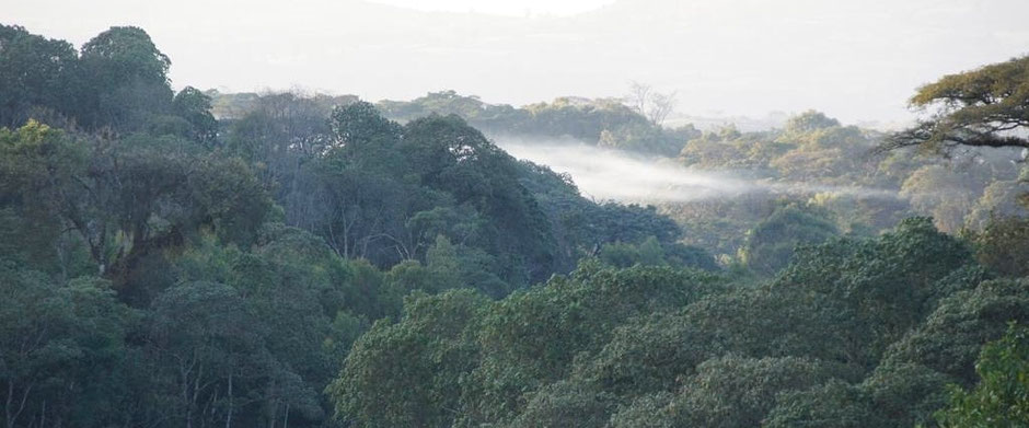 Guji Region im Süden Äthiopiens