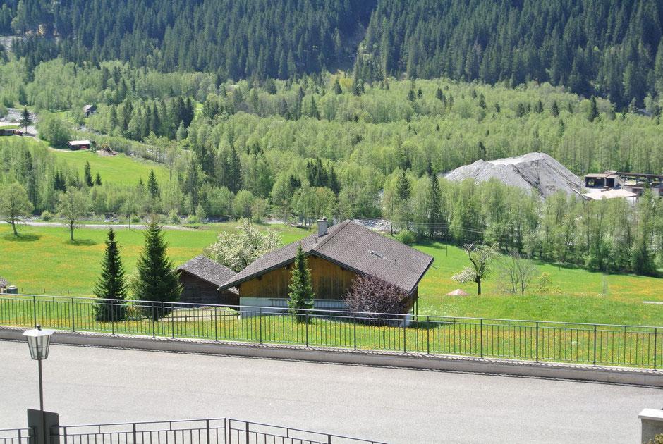Parkplätze Kaufmann Fashion Grindelwald