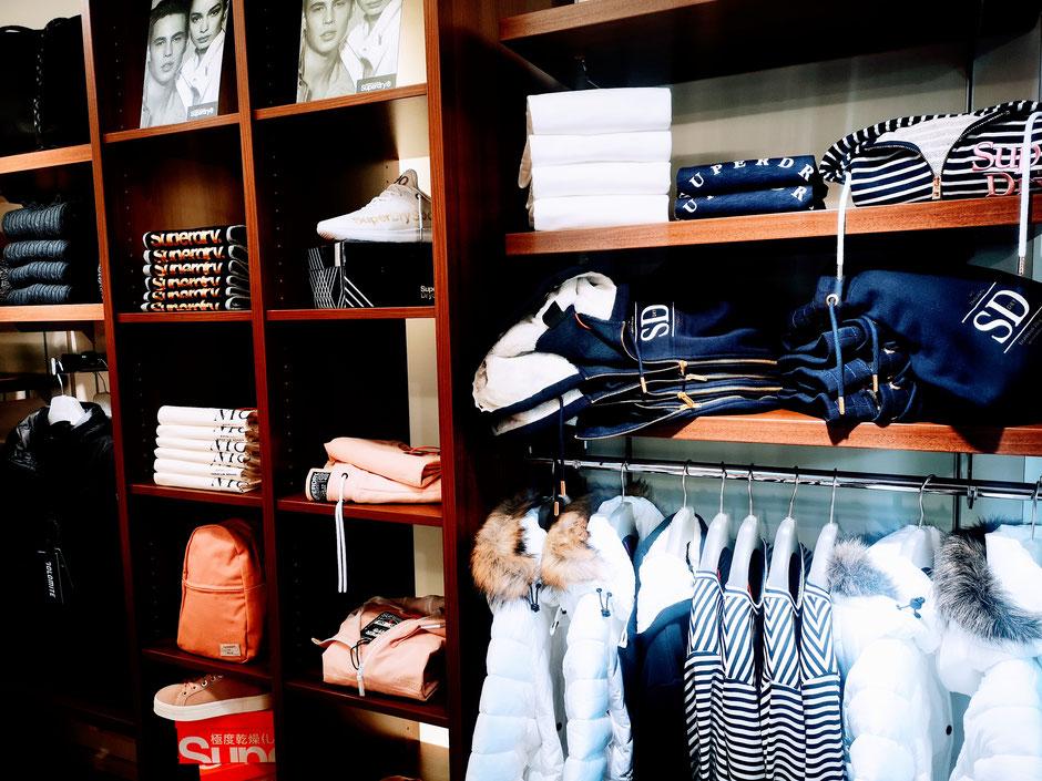 Fashion Shop Grindelwald Superdry